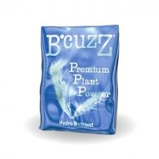 B´CUZZ PREMIUM PLANT POWER SOIL NUTRIENT.1100GRS