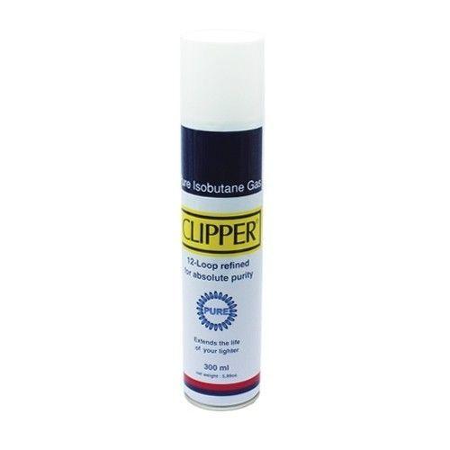 BHO PURE GAS CLIPPER – ISOBUTANO