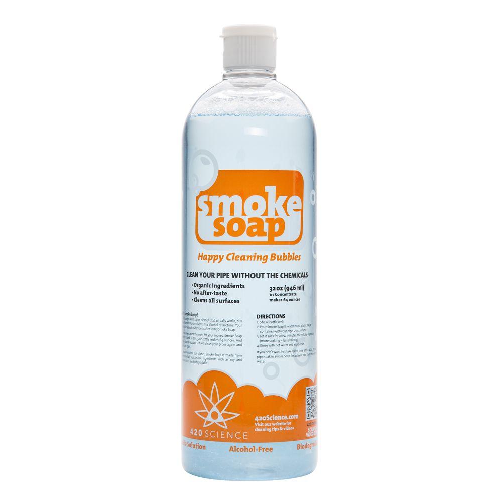 Limpiador Smoke Soap 32oz