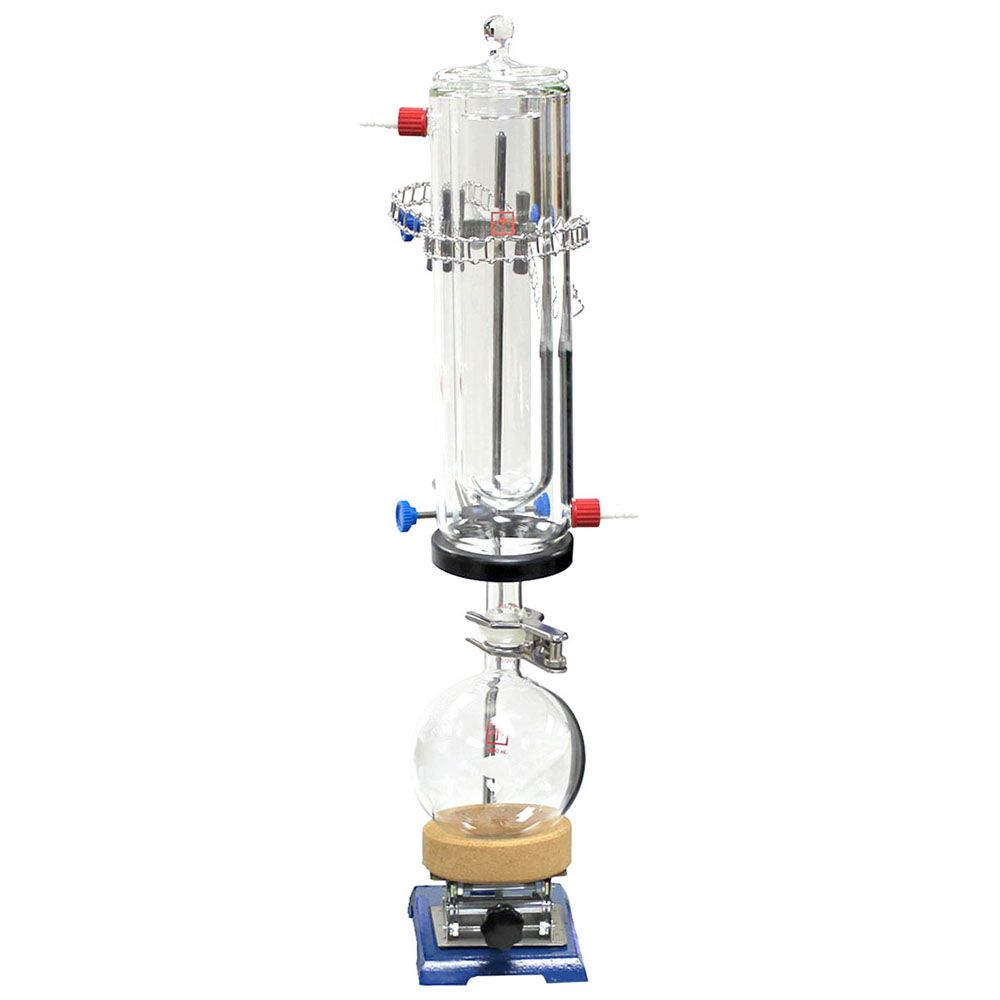 Equipo de Isomerización con Co2
