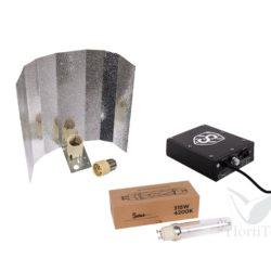 Kit Solux Selecta LEC 315W Pro 4200kStuco Asia