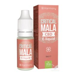 E-LIQUID CRITICAL MALA (SIN CBD) 10 ML HARMONY