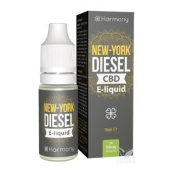 E-LIQUID NEW-YORK DIESEL (SIN CBD) 10 ML HARMONY