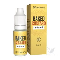 E-liquid baked custard (30 mg cbd) 10 ml harmony