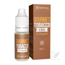 Gourmet tobacco (30 mg cbd) 10 ml harmony