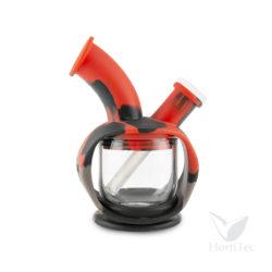 Pipa kettle rojo & negro ooze
