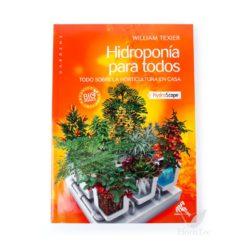 """Libro """"hidroponia para todos"""" (espaÑol)"""