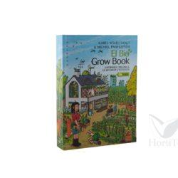 """Libro """"bio grow book"""" (espaÑol)"""