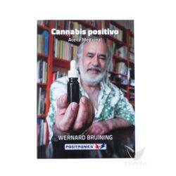 """Libro """"cannabis positivo"""