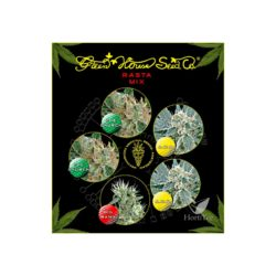 RASTA MIX K (5) 100% GREEN HOUSE