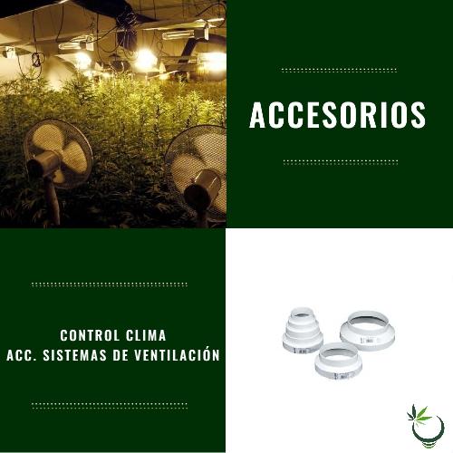 Accesorios sistemas de ventilación