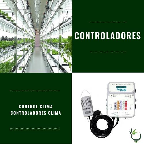Controladores Clima