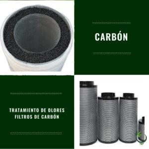 Filtros de Carbon