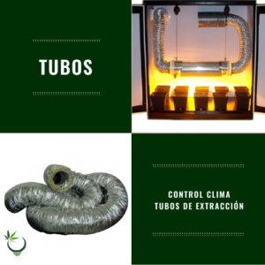 Tubos de Extracción